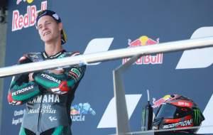 Quartararo meningkatkan harapan gelar MotoGP dengan kemenangan kedua dalam tujuh hari