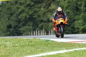 MotoGP Brno - Hasil Pemanasan
