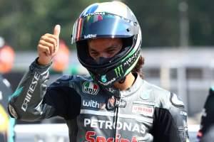 'Akhir pekan terbaik' mengarahkan pandangan Morbidelli di podium MotoGP pertama