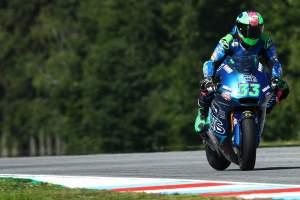Moto2 Brno - Hasil Race