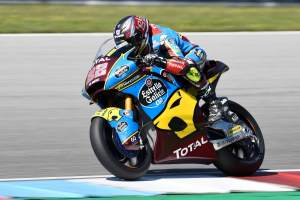 Moto2 Brno - Warm-up Results