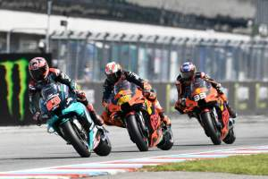 Brno: Klasemen Kejuaraan MotoGP