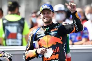 Kemenangan perdana Binder Savors superstar terbaru MotoGP 'luar biasa'