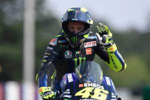 Rossi: Good race, better than Jerez podium