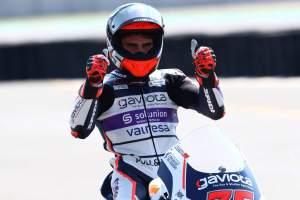 Moto3 Austria - Race Results