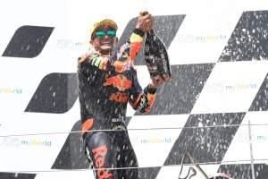 Moto2 Austria: Martin meraih kemenangan pertama dalam balapan singkat