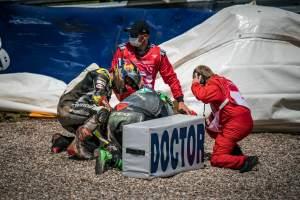 Zarco bertemu dengan Rossi, 'Saya tidak memotong garis'