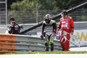 Riders call for Red Bull Ring modifications over safety