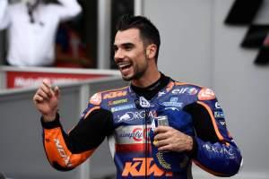 Oliveira rewards KTM faith to mark maiden MotoGP win in style