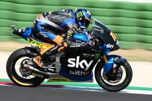 Luca Marini, San Marino Moto2. 12September 2020