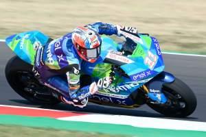 Matteo Ferrari, San Marino MotoE. 12September 2020