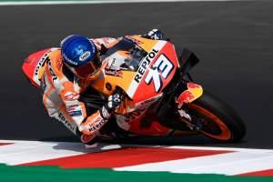 Emilia Romagna MotoGP - Hasil Pemanasan