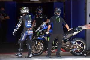 Maverick Vinales, Catalunya MotoGP. 26 September 2020