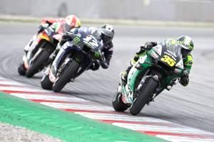 Cal Crutchlow, Catalunya MotoGP race. 27 September 2020