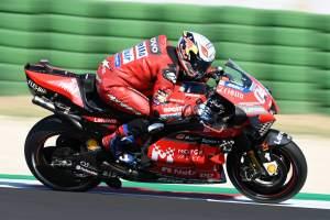 Andrea Dovizioso, San Marino MotoGP, 12 September 2020