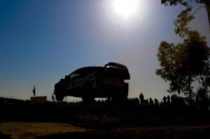 Rally de Portugla - Classification after SS1