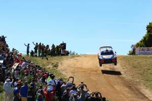 Rally Italia Sardegna - Results