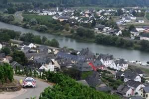Rallye Deutschland - Classification after SS11