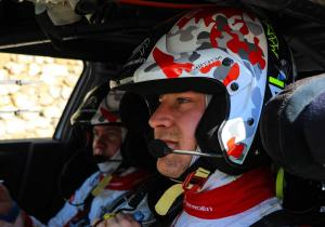 Ostberg leads Citroen domination, Ogier on course for WRC title