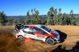 Rally de Portugal - Hasil (Pertandingan 1 - 15 Besar)