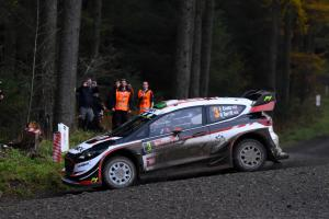 Wales Rally GB - Results