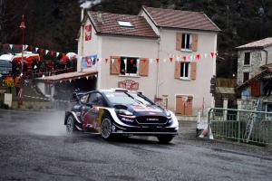 Ogier seals winning start to 2018 at Rallye Monte-Carlo