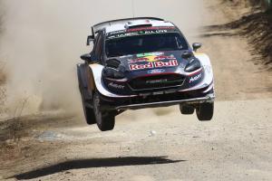 Rally Mexico - Klasifikasi setelah Hari 2, SS19 (15 Besar)