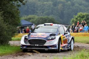 Rally RACC Catalunya - Shakedown results