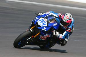 Mahias fastest on home turf in FP1