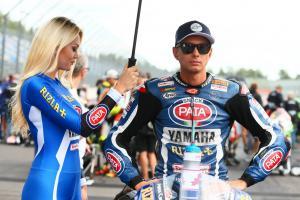 van der Mark in running to replace Rossi?