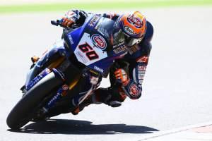 From MotoGP spectator to back to business for van der Mark