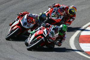 World Superbike evaluating 2018 technical rules at Portimao