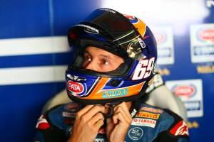 van der Mark on standby for Rossi at Aragon