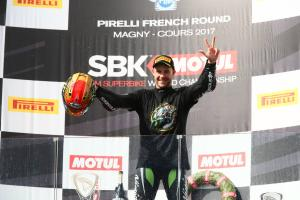 Jonathan Rea clinches historic World Superbike title