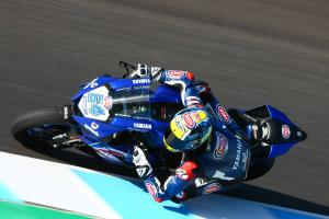 Caricasulo secures Jerez pole as Mahias falls