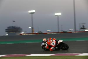 Losail - Warm-up results