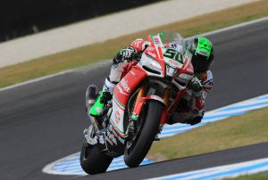 Laverty leads Camier as pace steps up