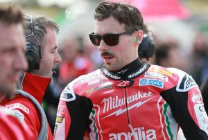 Laverty, Camier given green light for FP1 at Imola