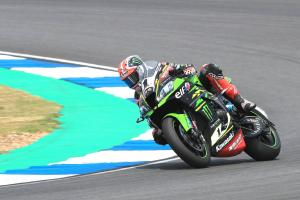Rea snatches pole from Sykes by 0.003s