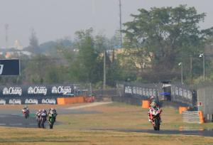 Thailand - Race results (2)