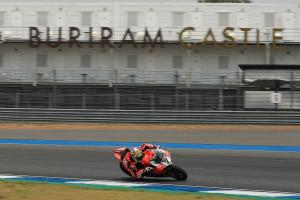 Davies in control for maiden Thailand win