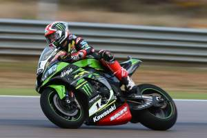 Rea quickest as Sykes falls