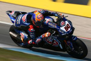 van der Mark on top at Assen