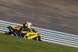 Krummenacher, Cortese keep clear of chasing pack