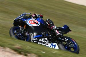 Final lap hands Mahias top spot in FP3
