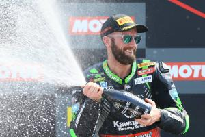 Sykes gains self-confidence from Assen win
