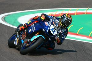 Imola - Warm-up results