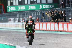 Rea heads to Donington Park with Fogarty record in sight