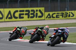 Rea eager to assess Pirelli tyre options for race two