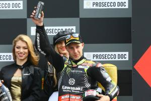 Rea exceeds targets despite record World Superbike wins miss